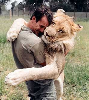 Kevin-Richardson-with-his-Lion