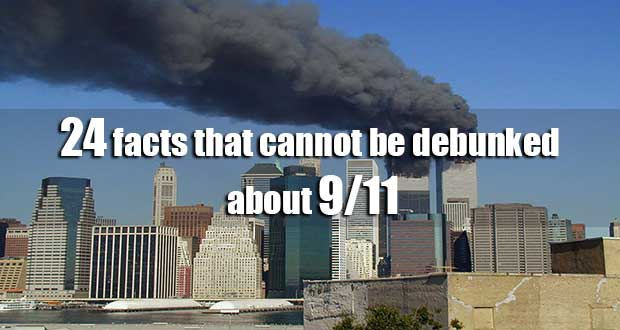 Hard Facts About 9-11 That Cannot Be Debunked