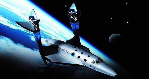 Virgin Galactic's commercial space line may also dock at a low-orbit space hotel, if the predictions of a futuristic travel report come true. – AFP Relaxnews pic, April 13, 2014