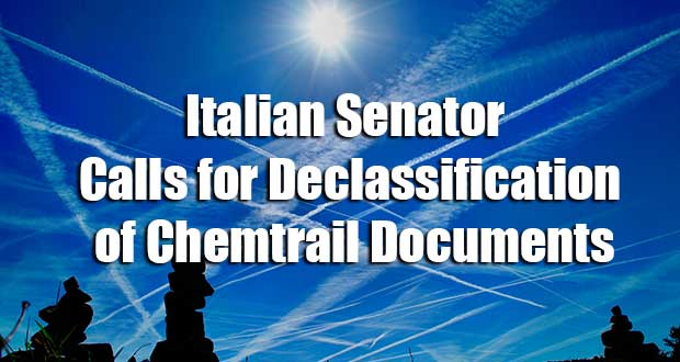 Italian-Senator-Calls-for-Declassification-of-Chemtrail-Documents