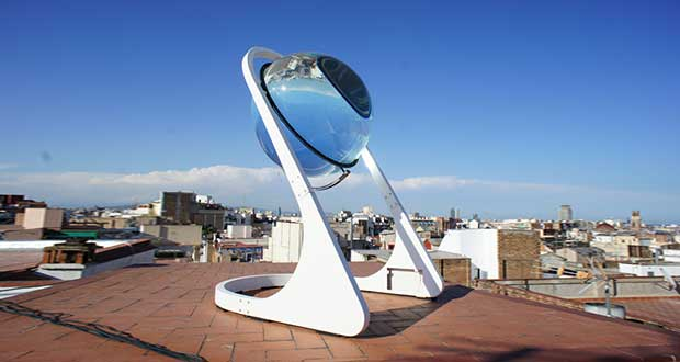 Glass Orb The Future Of Solar Energy Csglobe