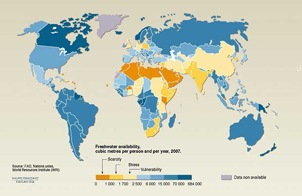 Planet-Could-Run-Out-of-Water-by-2040