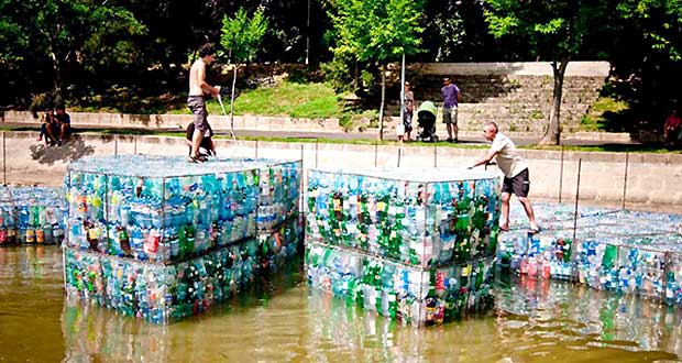 The-Largest-Plastic-Bottles-Structure-In-The-World