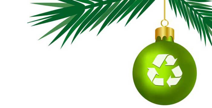 A dozen ways to go green for the holidays
