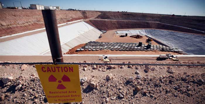 How the Atomic Age Left Us a Half-Century of Radioactive Waste