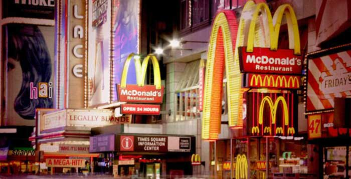 McDonald's Is Everywhere, But It Doesn't Stand For Anything