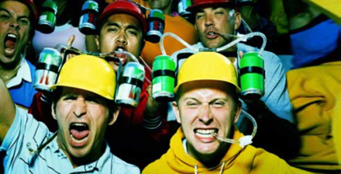 Low IQ Linked to Risky Drinking in Young Men