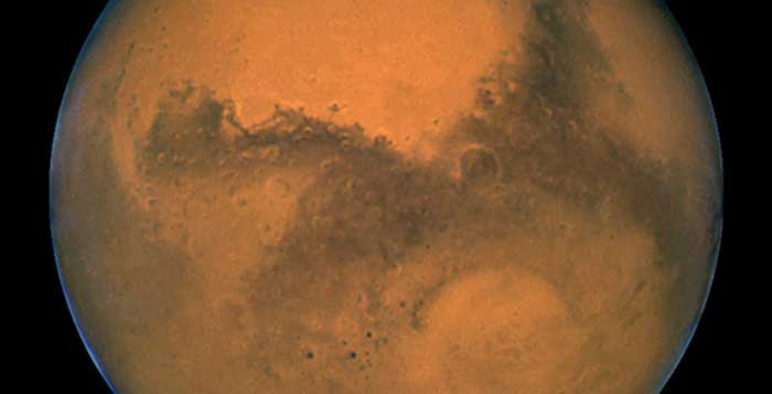 Mysterious Plumes on Mars Have Scientists Stumped