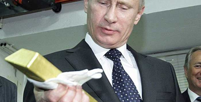 Putin Is About To Nationalise Rothschild Central Bank