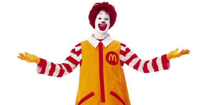Ronald McDonald and Friends Sue Seattle to Stop Minimum Wage Hike