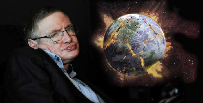 These 3 Things Could Destroy the Human Civilization Says Stephen Hawking