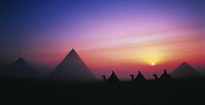 10 amazing facts about the Great Pyramid of Giza