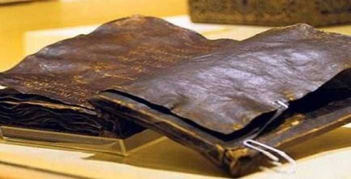 1500 Year Old Bible Found and Nobody Want's To Know