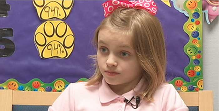 4th Grader Rocks Common Core Education By Asking School Board One Question