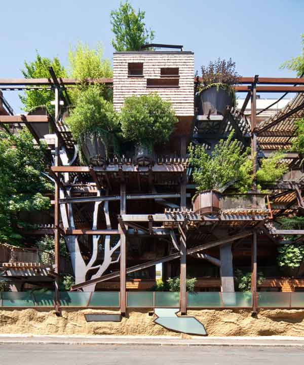 An-Urban-Treehouse-That-Protect-Residents-from-Air-and-Noise-Pollution-4