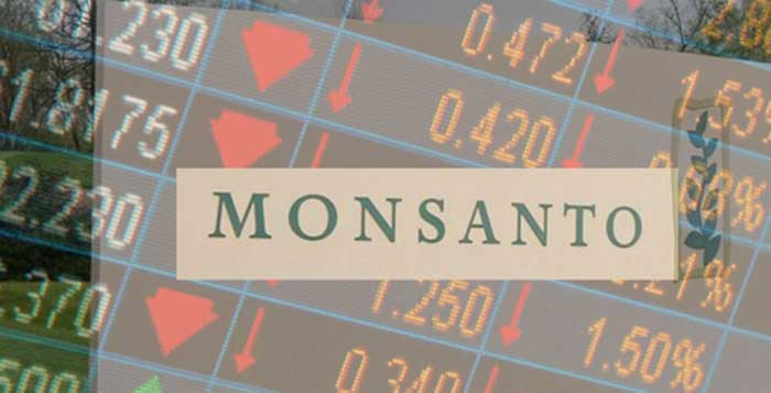 Monsanto-Profits-Fall--In-April