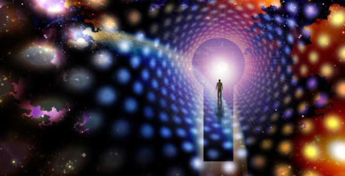 Quantum physics proves that there is an afterlife.