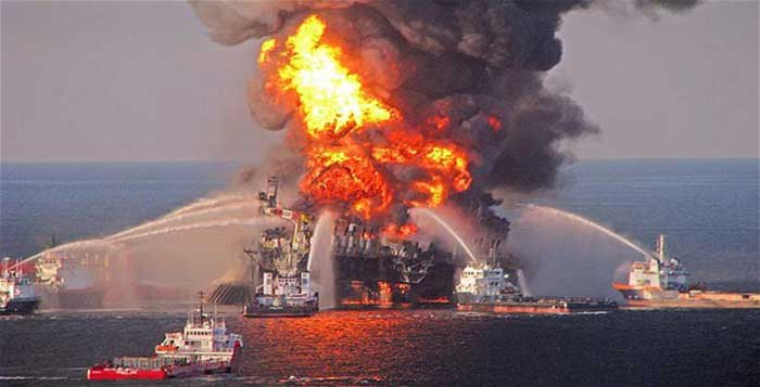 Study Shows That The Chemical Used To Clean Up BP Oil Spill Is Completely Toxic