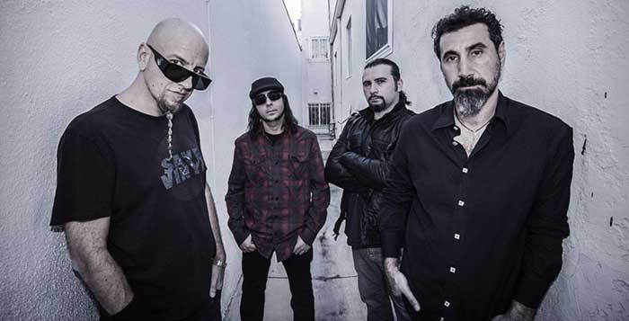 System of a Down Goes On Tour To Teach The World About The Armenian Genocide