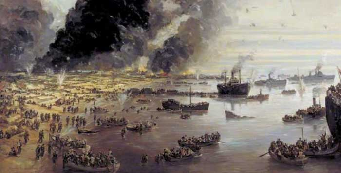 Why Hitler Didn't Destroy the British at Dunkirk