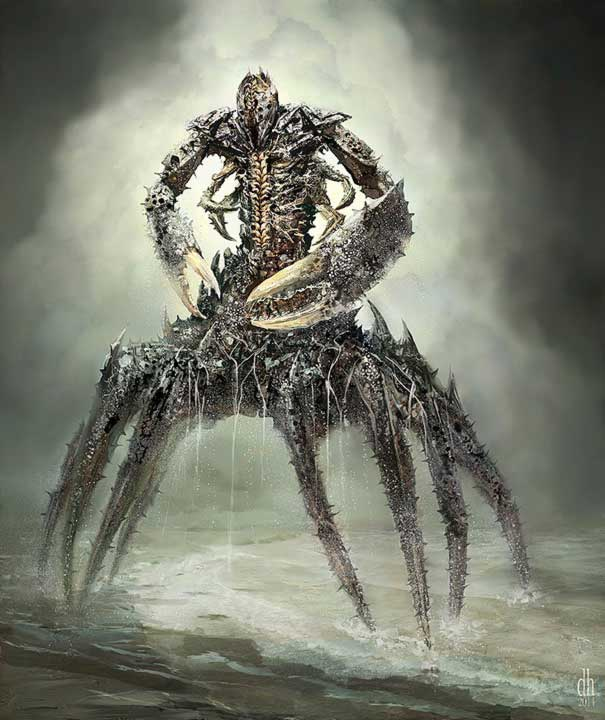Zodiac-Signs-As-Vicious-Monsters-666