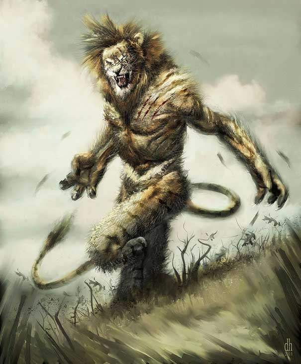 Zodiac-Signs-As-Vicious-Monsters-lion