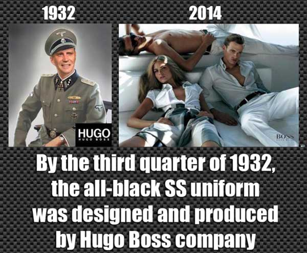 Brand Kicked Out of GQ Awards For Pointing Out Hugo Boss Made Nazi Uniforms