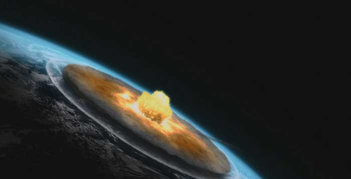 History of life on Earth - Big Five mass extinction events