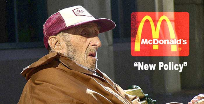 McDonalds-New-Policy-Bans-Customers-From-Buying-Food-For-Homeless