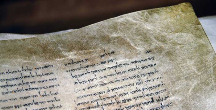 The importance of the Dead Sea Scrolls