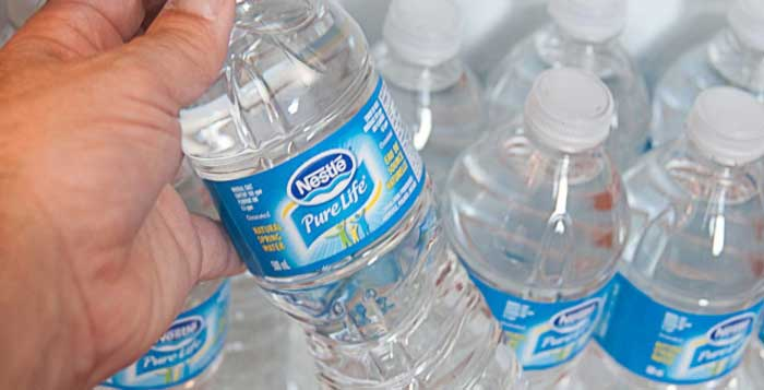 US Forest Service Ignores Nestle's Illegal Take Over of Water Supply