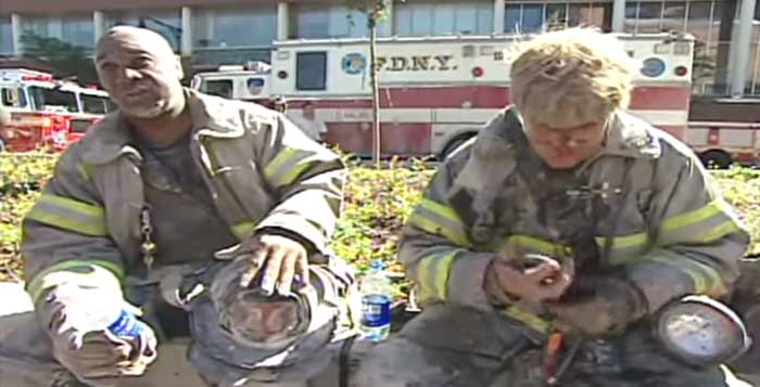 Firefighters Tell How Bombs Were Going Off In The Lobby Of WTC1