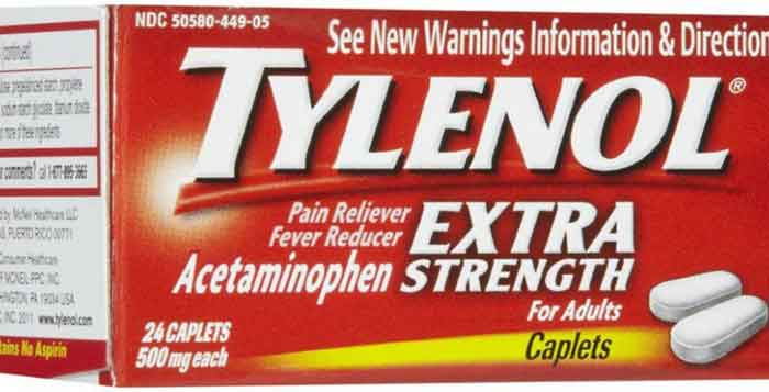 New Research Surfaces Spelling Bad News For Tylenol It Doesn't Just Kill Pain