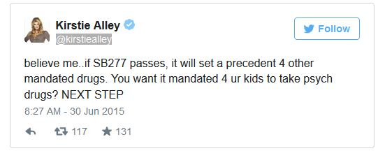 Responses To New Mandatory Vaccine Law Go Wild Jim Carrey Calls Out Government Fascism 6