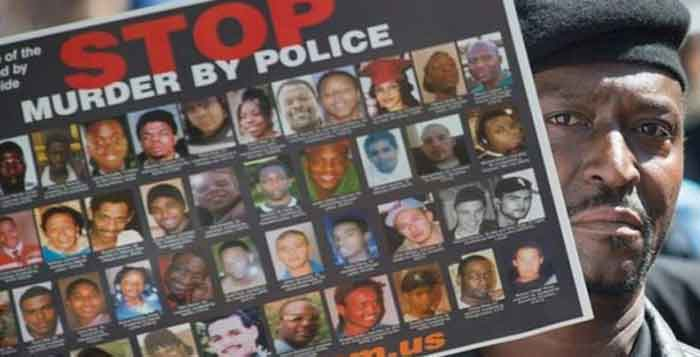 July Was the Deadliest Month in Recent History for Police Killings