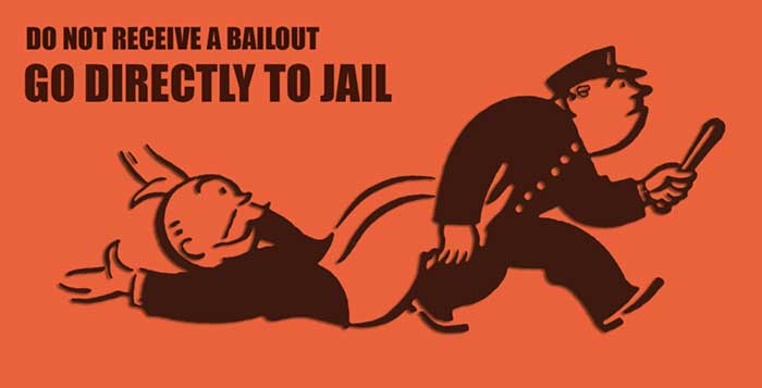 Iceland Bankers Face 74 Years in Prison While US Banks Profit After Your Bailout