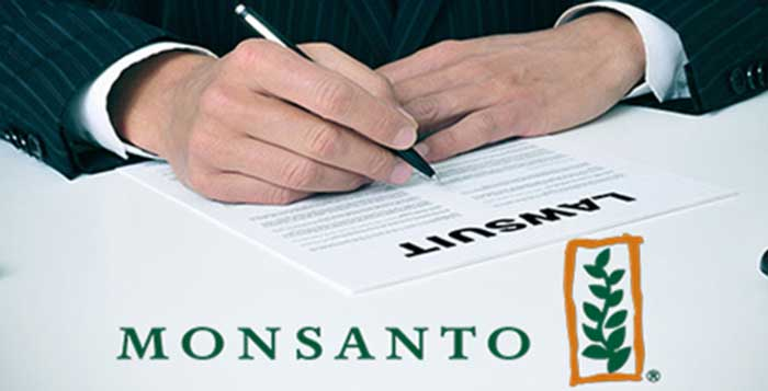 Monsanto in Another Huge Lawsuit for 'Lying About Roundup-Cancer Link'