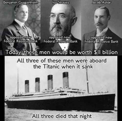 Rothschild-Sank-The-Titanic-to-Set-UP-The-Federal-Reserve