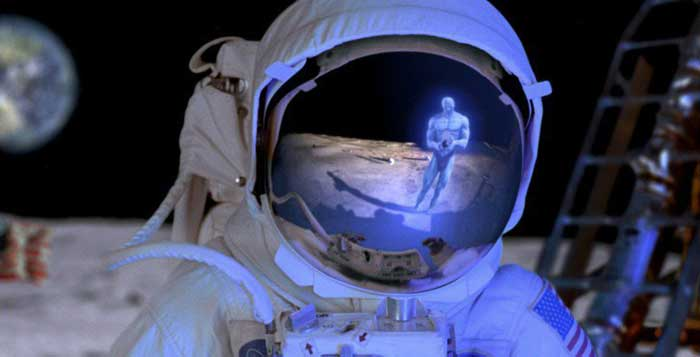 A Second NASA Scientist Tells Us That Somebody Else Is On The Moon