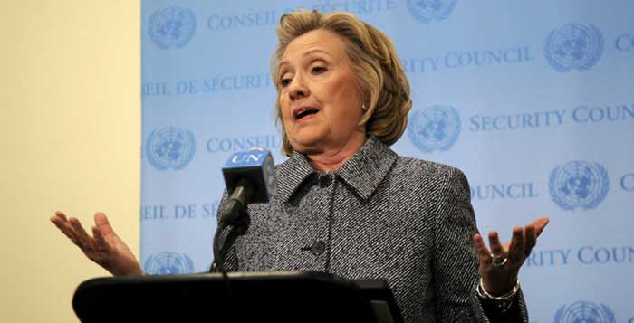 Government Confirms For First Time Clinton Emails Contained Top Secret Information