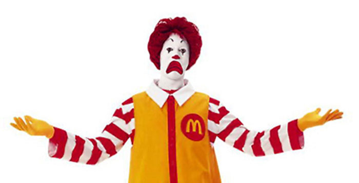McDonalds Teetering On The Brink Of Financial Collapse
