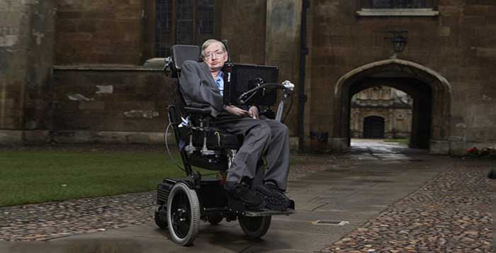 Stephen Hawking Warns Humanity Leave Earth Before the Ruling Class Destroys It
