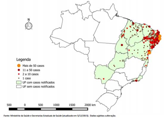Zika Outbreak Epicenter in Same Area Where GM Mosquitoes Were Released in 2015 a