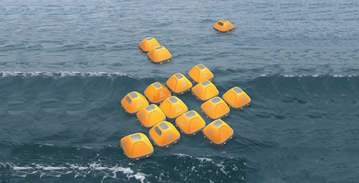 Floating Survival House For Natural Disasters Created By Chinese Designers