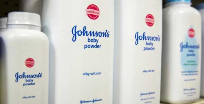 Johnson and Johnson Ordered To Pay 72 Million For Ovarian Cancer Death Linked To Baby Powder