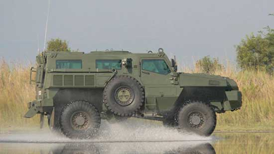 Nine Military Vehicles You Can Buy s