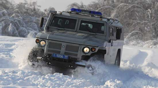 Nine Military Vehicles You Can Buy d