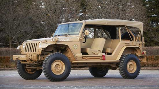 Nine Military Vehicles You Can Buy g