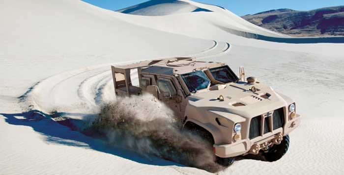 Nine Military Vehicles You Can Buy h