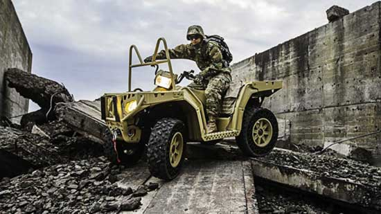 Nine Military Vehicles You Can Buy v
